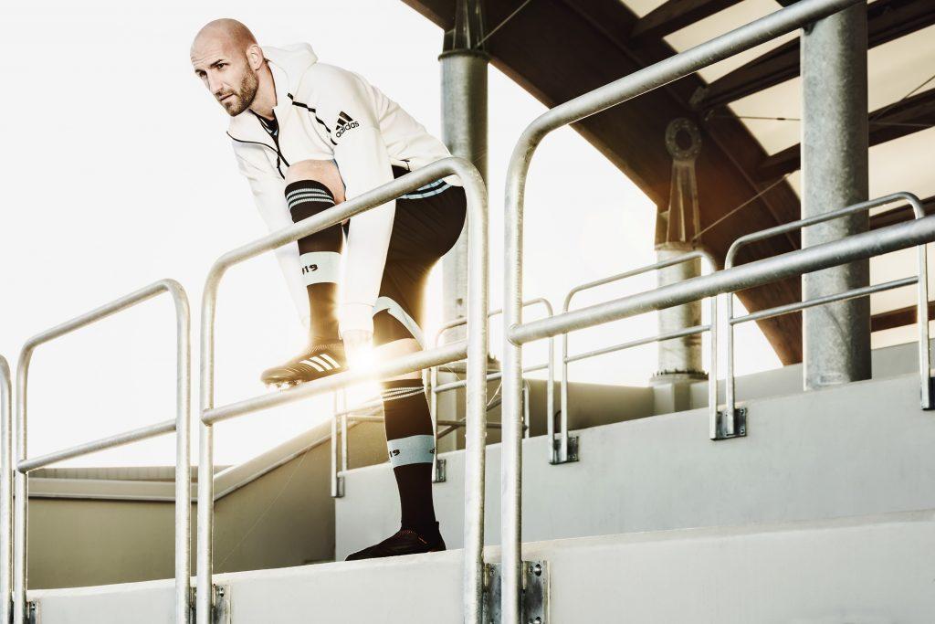 Vitek a nové Adidas kopačky