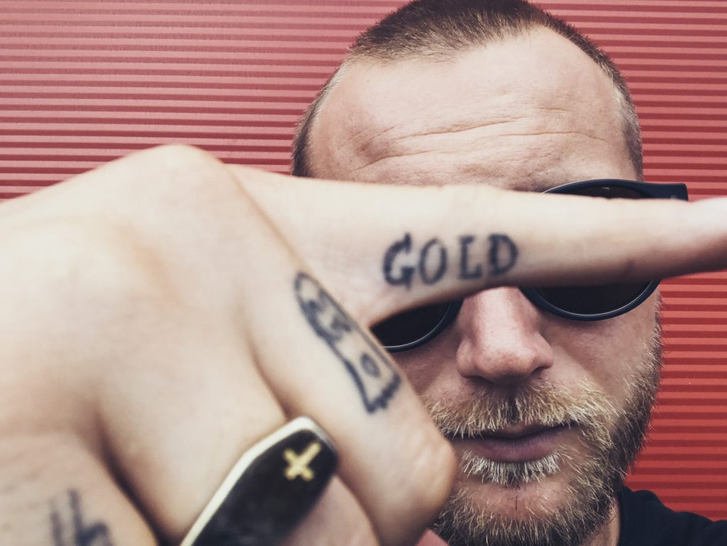 GOLD tetovanie