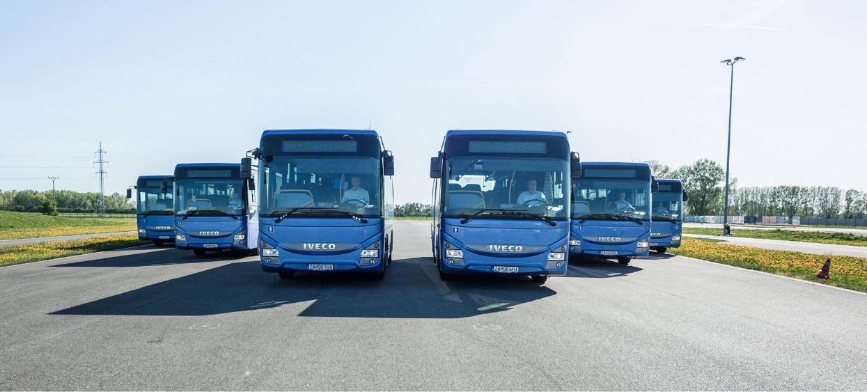 Autobusy SAD Žilina